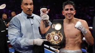 """Еще один мексиканец победил в ноябре в Лас-Вегасе и догнал """"Канело"""""""