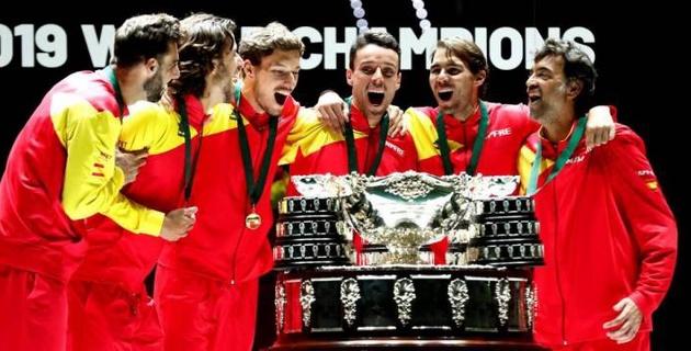 Надаль выиграл для Испании дебютный Кубок Дэвиса в новом формате