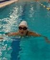 В 24-часовом заплыве в Алматы спортсмены преодолели 73 километра