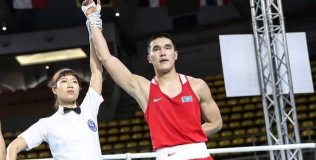 Конкурент для Василия Левита? 21-летний чемпион Азии из Казахстана выиграл турнир в тяжелом весе