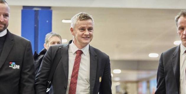 """""""Манчестер Юнайтед"""" прилетел в Казахстан на матч с """"Астаной"""""""