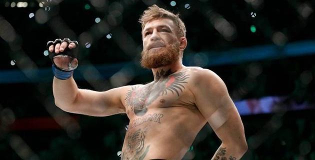 Названы дата боя и следующий соперник МакГрегора в UFC
