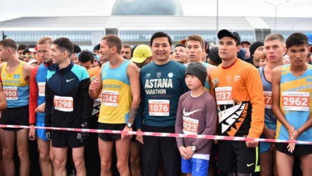 Astana Marathon первым в СНГ получил бронзовый статус