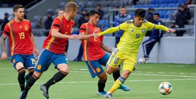Казахстанец и еще девять футболистов российского клуба подхватили ангину