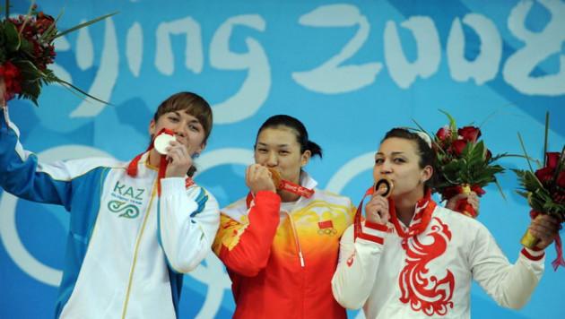 Казахстанке спустя 11 лет вручили золотую медаль Олимпиады