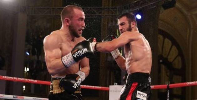 Непобежденные российские боксеры разыграли титул чемпиона мира и статус претендента для Пакьяо