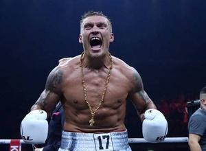 Усик отказался боксировать против победителя боя Джошуа - Руис