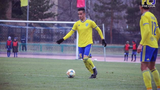 """""""Жетысу"""" продлил контракты с двумя футболистами основы"""