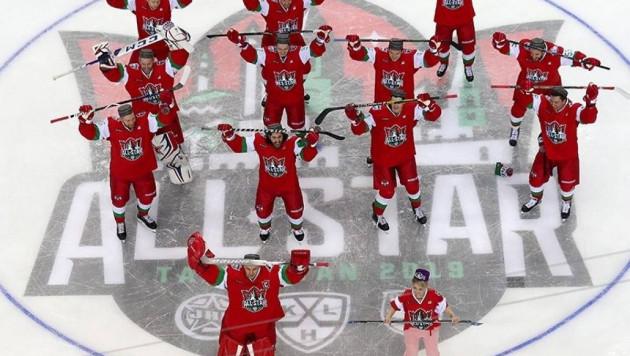 Хоккеист сборной Казахстана вошел в список 12 первых участников Матча звезд КХЛ-2020