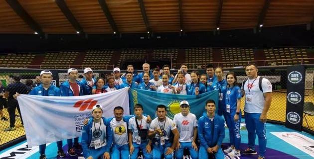 В Талдыкоргане пройдет Кубок Казахстана по смешанным единоборствам