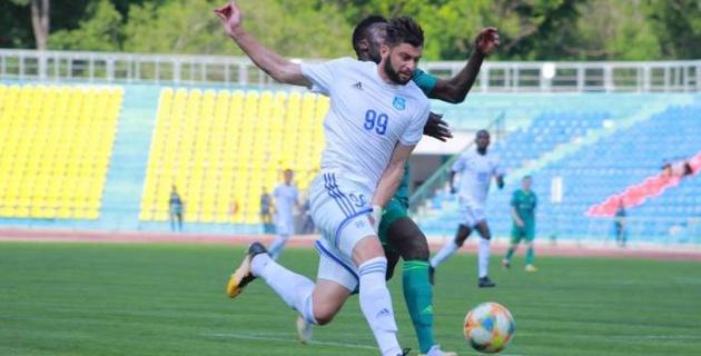 Участник Лиги Европы от Казахстана нашел первого новичка