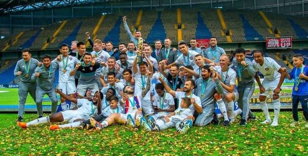 Казахстанский клуб сохранил лидеров перед дебютом в Лиге Европы