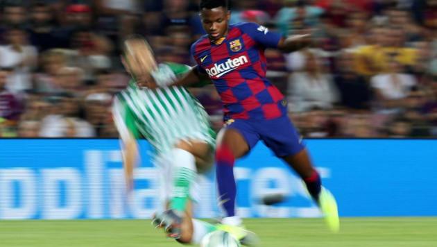 """""""Барселона"""" подняла ценник на 17-летнего воспитанника до 170 миллионов евро"""