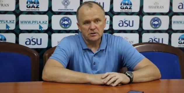 """Казахстан - это большая страна, развитые города с солидными бюджетами. В КПЛ должно быть 16 клубов - экс-тренер """"Атырау"""""""