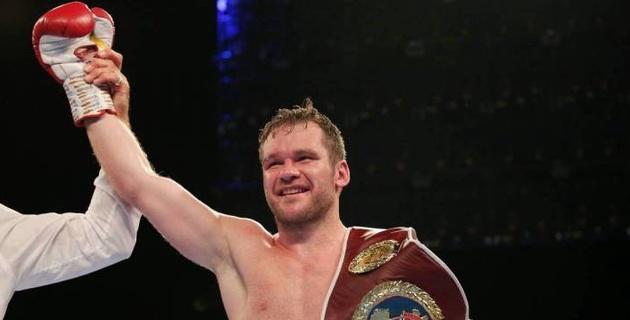 Бросавший вызов МакГрегору боксер получил бой с чемпионом мира в весе Головкина