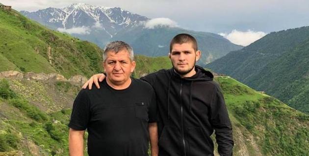 Отец Нурмагомедова решил через Казахстан получить визу в США на бой с Фергюсоном