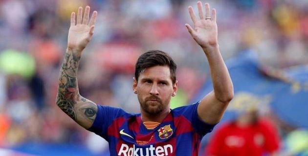 """Тренер """"Барселоны"""" высказался о сроках завершения карьеры Месси"""