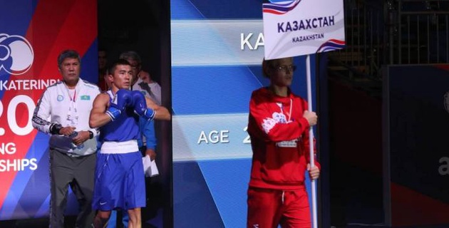 Чемпион мира-2017 из Казахстана потерпел сенсационное поражение на Кубке КФБ