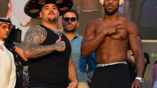 Гонорар Джошуа за реванш с Руисом попал в рейтинг крупнейших в истории бокса