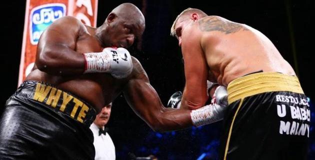 Бой супертяжей в андеркарте реванша Руис - Джошуа завершился победой британца