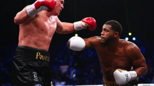 Поветкин и американец Хантер завершили ничьей бой в андеркарте реванша Руис - Джошуа
