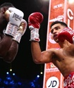 Восходящая звезда бокса из США отметился мощным нокаутом в вечере Руис - Джошуа