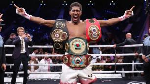 Видеообзор боя, или как Джошуа взял реванш у Руиса и вернул четыре титула чемпиона мира