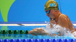 """Баландин взял медаль в своей """"коронке"""" на открытом чемпионате США по плаванию"""