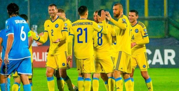 Сборные Казахстана и Узбекистана по футболу продолжают переговоры о товарищеском матче