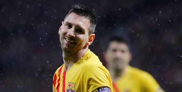 """Месси впервые за восемь лет не попал в заявку """"Барселоны"""" на матч Лиги чемпионов"""