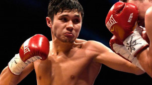 Казахстанец с семью нокаутами провел спарринг с самым перспективным боксером по версии ESPN