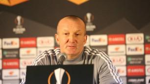 """По сравнению с матчем против """"Манчестер Юнайтед"""" у нас нет изменений - Григорчук о готовности к игре с """"Партизаном"""""""