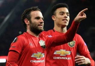 Манчестер юнайтед атлетик обзор лига европы