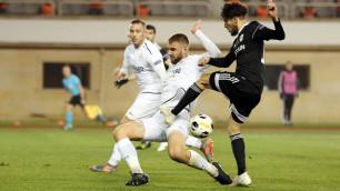 """Клуб игрока """"Астаны"""" в компенсированное время избежал поражения в последнем матче Лиги Европы"""