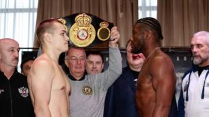 Видео боя между экс-чемпионами мира, или как тренировавшийся с Головкиным россиянин выиграл титул от WBA