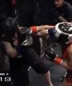 58-летняя кикбоксерша нокаутировала 21-летнюю соперницу