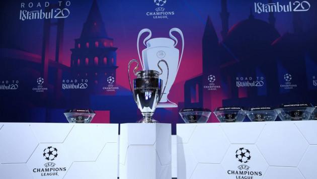 """""""Реал"""" против """"Манчестер Сити"""". Стали известны все пары 1/8 финала Лиги чемпионов"""