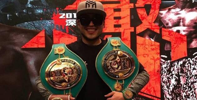 Казахский боксер из Китая выиграл бой в Алматы и одержал 16-ю победу в профи