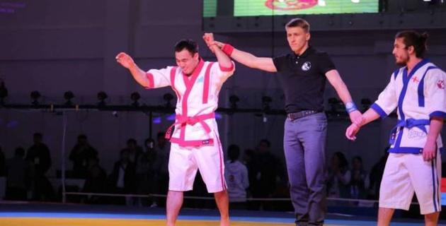 Сборная Казахстана заняла первое место на чемпионате мира по қазақ күресі
