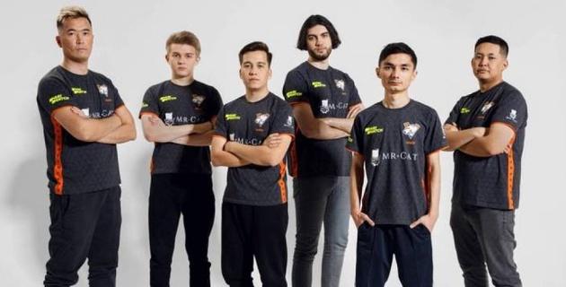 Казахстанцы провалили первый турнир под флагом самой богатой киберспортивной команды России