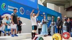 Ильин и  Уланов потеряли позиции. Какие места занимают казахстанские тяжелоатлеты в олимпийском рейтинге