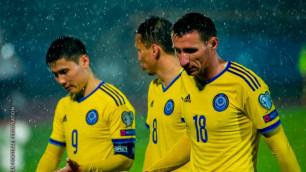 Как сборная Казахстана ранее заканчивала год в рейтинге ФИФА