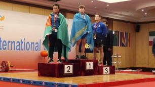 """Казахстан завоевал первое """"золото"""" на лицензионном турнире в Катаре к Олимпиаде-2020"""