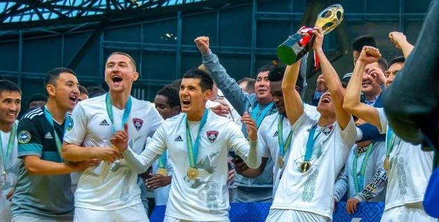 Обладатель Кубка Казахстана по футболу узнал двух соперников по сборам в Турции