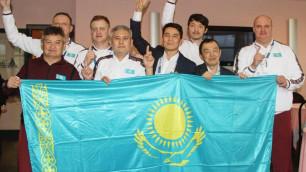 """Казахстанские шахматисты завоевали """"золото"""" на Сурдлимпийских играх"""
