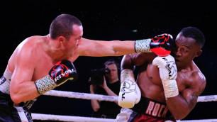 Видео боя, или как африканский боксер победил экс-чемпиона мира из России и завоевал пояс от WBC