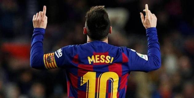 Месси в девятый раз за десять лет забил 50 голов за год
