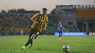 """""""Кайрат"""" расстался с игроками общей стоимостью свыше восьми миллионов евро"""