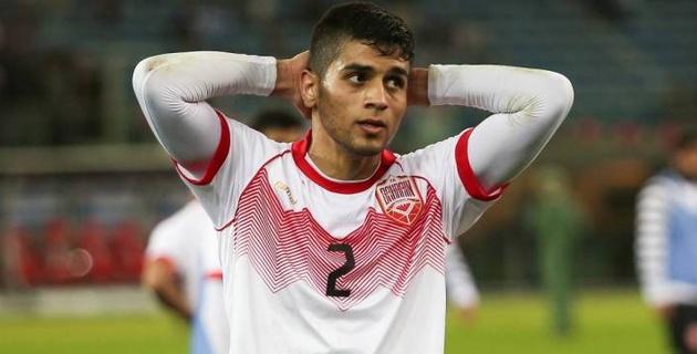 ФИФА дисквалифицировала футболиста на 10 матчей за расизм