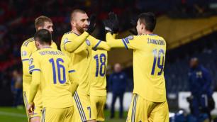 Сборная Казахстана по футболу объявила дату и место товарищеского матча с заменой Узбекистану